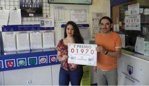 Toca un primer premio de Lotería Nacional a un vecino de Guadalajar