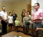 Prieto inaugura en Víllora un albergue del Camino de Santiago por la Ruta de la Lana