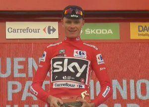 El esloveno Matej Mohoric se hace con la victoria en Cuenca en esta séptima etapa de La Vuelta