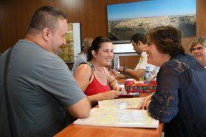 Castilla-La Mancha supera el millón de visitantes en el primer semestre del año