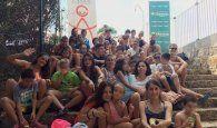 Creciente participación en el campamento de APACU, que apoya la Fundación Globalcaja Cuenca