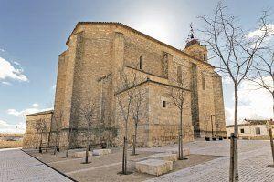 Declarada BIC la Iglesia de la Inmaculada Concepción de Horcajo de Santiago