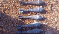 Desactivan nueve granadas de mortero en la localidad guadalajareña de Las Inviernas