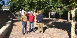 Diputación de Guadalajara concluye tres proyectos de obra en Valdeconcha, Centenera y Lupiana