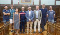Diputación de Guadalajara suscribe convenios de colaboración con siete clubes deportivos de la provincia