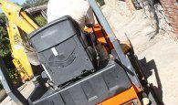 El Ayuntamiento de Fuentenovilla realiza trabajos de mantenimiento en las calles de la Urbanización Las Fuentes