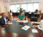 El Gobierno de Castilla-La Mancha conoce los proyectos de la Asociación para el Progreso de la Dirección