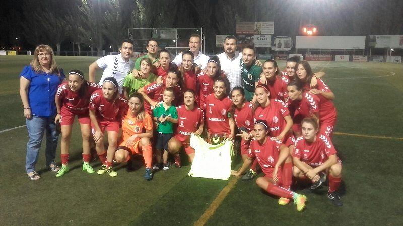 El Gobierno regional muestra su apoyo al deporte femenino y destaca la importancia de torneos como el de Fútbol Ciudad de Azuqueca