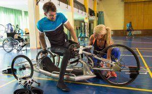 El Hospital Nacional de Parapléjicos contará con nuevas 'handbikes' para impulsar el ciclismo entre los pacientes