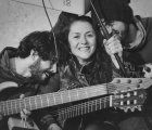 El trío conquense 'Zarandea' llenará de música este viernes la Plaza de la Merced con 'Veranos en Cuenca'