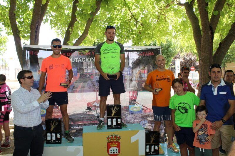 Circuito Quintanar Del Rey : Francisco garcía y cristina triunfan en el v duatlón de