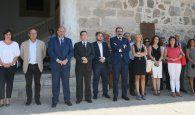 """García-Page aboga por combatir el terrorismo """"desde la firmeza y la serenidad"""" y defender """"el ejercicio libre de nuestros derechos"""""""
