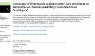 Hasta el 11 de septiembre las empresas de Guadalajara podrán solicitar ayudas para la contratación de jóvenes inscritos en el Sistema de Garantía Juvenil
