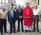 Comienzan las fiestas de Casasana, en honor al Cristo de la Tribulación