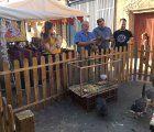 Doménech inaugura el II Mercado Medieval de Bólliga en plenas fiestas patronales de San Roque