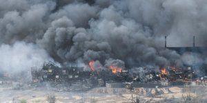 EQUO Y Ecologistas en Acción exigen la descontaminación de la zona afectada por el incendio y vertido de Chiloeches.