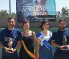 Intenso fin de semana con cuatro pruebas en el Circuito de Frontenis Diputación de Cuenca