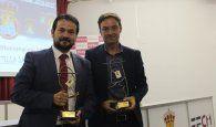 La Junta felicita a la Federación de Fútbol por reconocer la labor de todos los que trabajan para engrandecer el deporte de Castilla-La Mancha