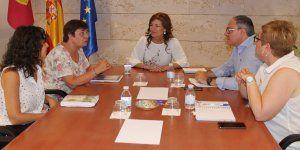 La Junta reconoce el esfuerzo de ACMIL para atender a personas con discapacidad intelectual ligera