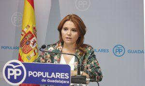 Valdenebro crítica la persecución de Page a Guadalajara: las listas de espera se disparan
