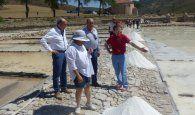 Latre destaca la importancia de la explotación de las Salinas de San Juan