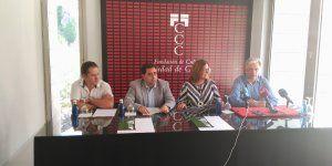 """Mombiedro agradece el premio """"Promoción de Cuenca"""" y adelanta que habrá más actividades hasta finalizar el año"""