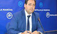 Nuñez lamenta que el pacto de la vergüenza entre Page y Podemos lleve a Castilla-La Mancha a situaciones antidemocráticas
