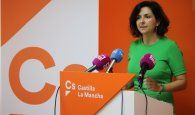 """Orlena De Miguel (Cs) """"Del Gobierno de PSOE-Podemos tan sólo conocemos el nombre de los que ocuparán los nuevos sillones"""