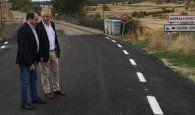 """Parra: """"Las carreteras provinciales están en perfecto estado de uso y circulación para todos los vecinos de la provincia"""""""