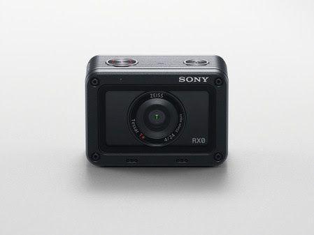 Sony lanza la RX0, una cámara ultracompacta, robusta y resistente al agua