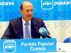 Tortosa asegura que Page y Podemos reiteran su negativa a la bajada de impuestos que propone el PP