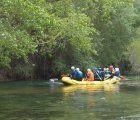 Un niño albaceteño de 14 años desaparece mientras bajaba con amigos en colchoneta en el río Cabriel