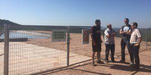 La Junta aumenta los puntos de carga de agua para medios aéreos y terrestres de extinción de incendios en Guadalajara