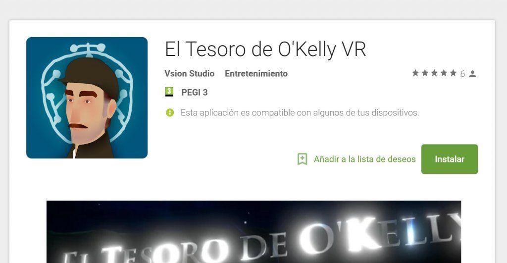Ya se puede descargar la aplicación que permite viajar virtualmente por las Pinturas Rupestres de Villar del Humo