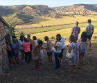 """Éxito de participación en las """"I Jornadas de Cuevas Abiertas"""" en Cuevas de Velasco"""