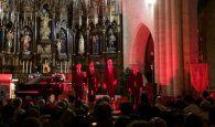 Más de 500 personas disfrutan del último concierto del Festival Internacional de Música Serranía de Cuenca en Beteta