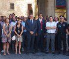Cuenca rechaza la barbarie terrorista que ha tenido lugar en Barcelona y Cambrils