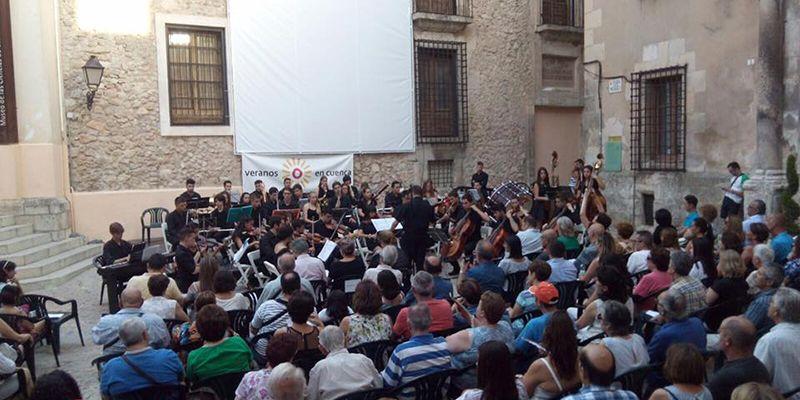 'Veranos en Cuenca' logró atraer a 12.000 espectadores a sus 52 espectáculos llevados a cabo en diferentes escenarios