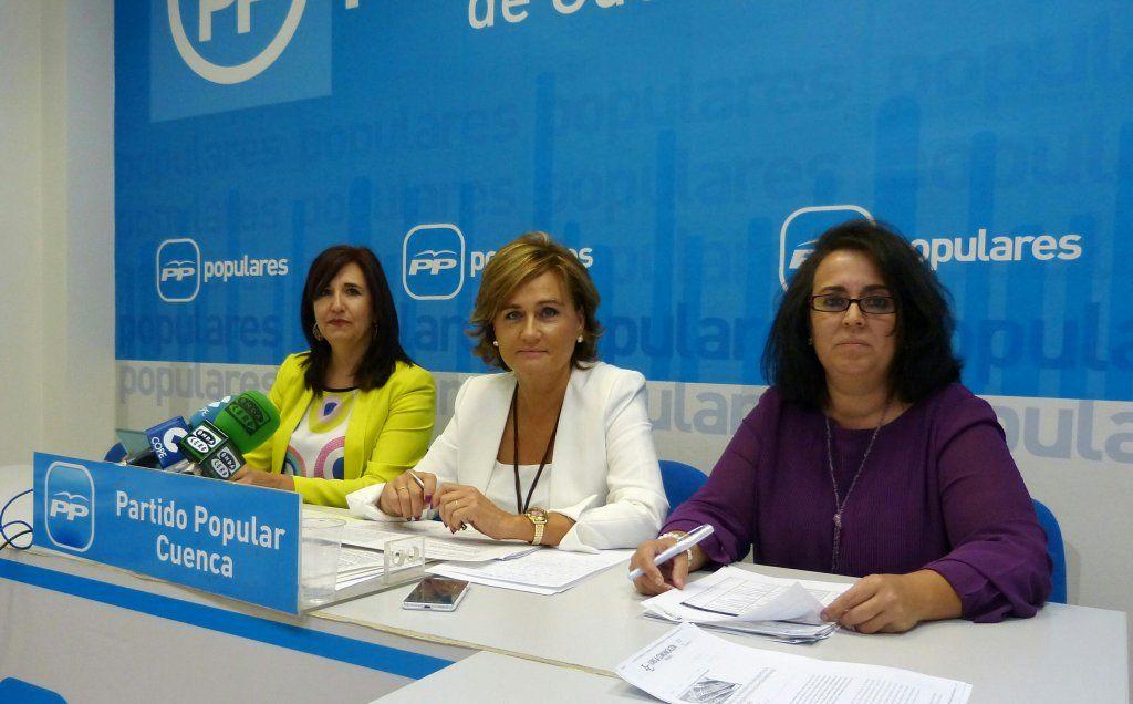 El PP denuncia el ataque de Page hacia el alumnado con capacidades diferentes de Cuenca