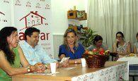 AMFAR y el Ayuntamiento de Bolaños cumplen su compromiso con la I Feria de la Cebolla del Campo de Calatrava