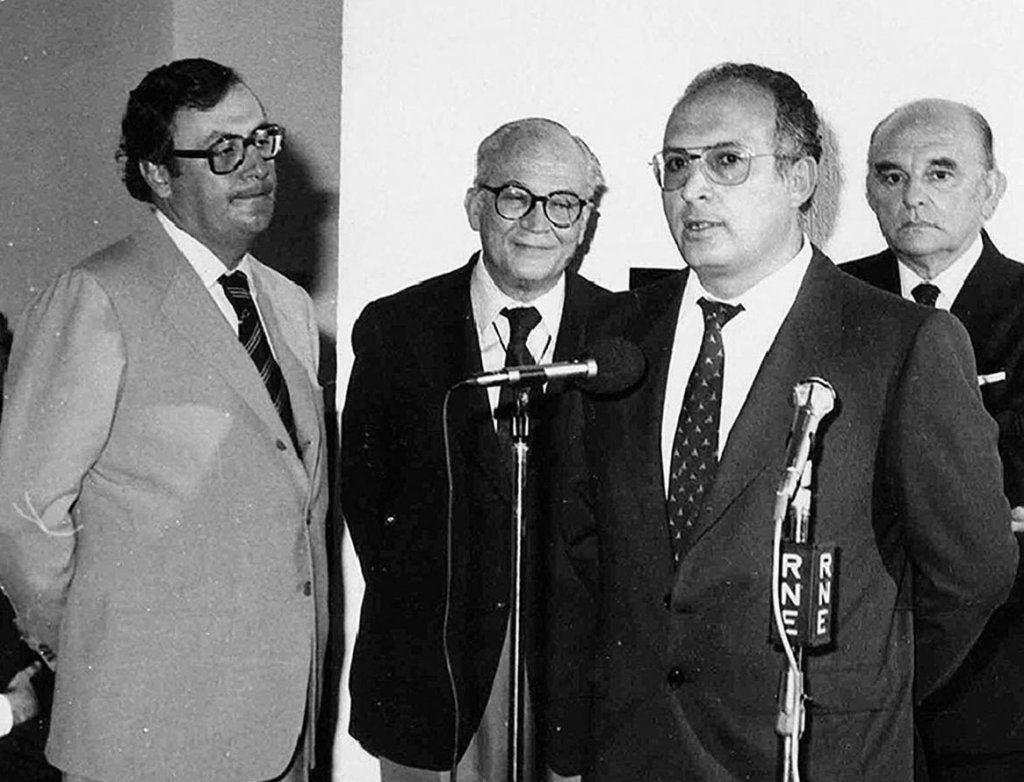 ANDRES MOYA EN 1981 | Liberal de Castilla
