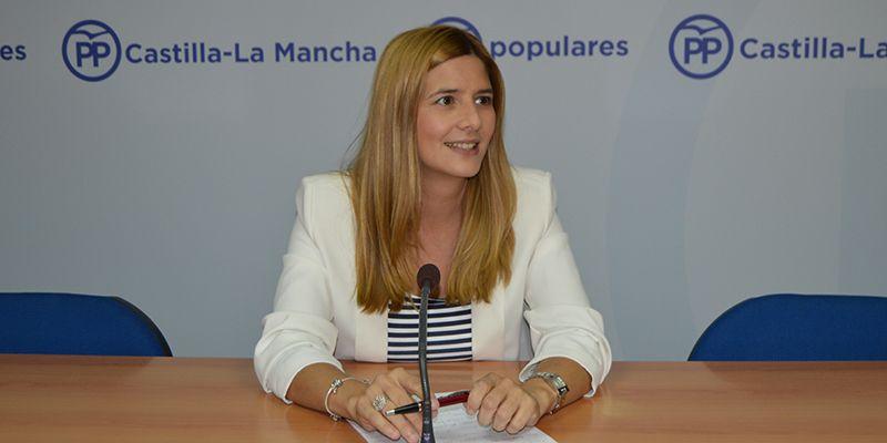 """Agudo califica de """"vergonzoso"""" que en Gobierno regional haya personas que defienden la ruptura de España"""