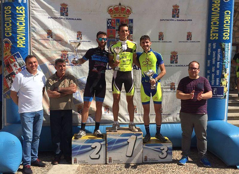 Alejando Gómez se impuso en el IV Desafío MTB Puerta de la Alcarria celebrado en Torija