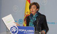"""Ana González responsabiliza a Page del caso Molina: """"Si Page lo puso, lo puede cesar"""""""