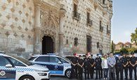 Ocho corredores heridos, 29 por los toros de fuego, 38 vehículos retirados.... Ausencia de incidentes de gravedad en lasFerias de Guadalajara