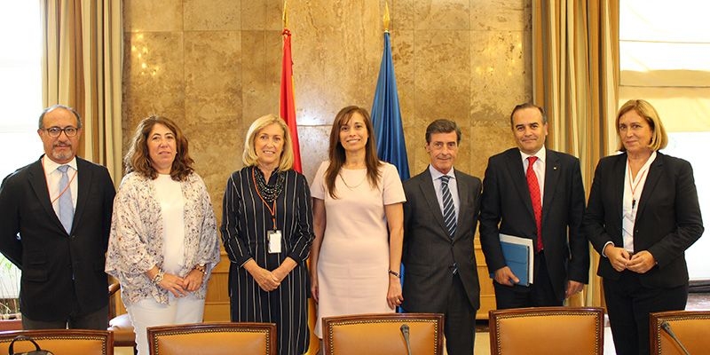 Castilla-La Mancha participa en la ronda de contactos para alcanzar un Pacto Nacional por el Agua
