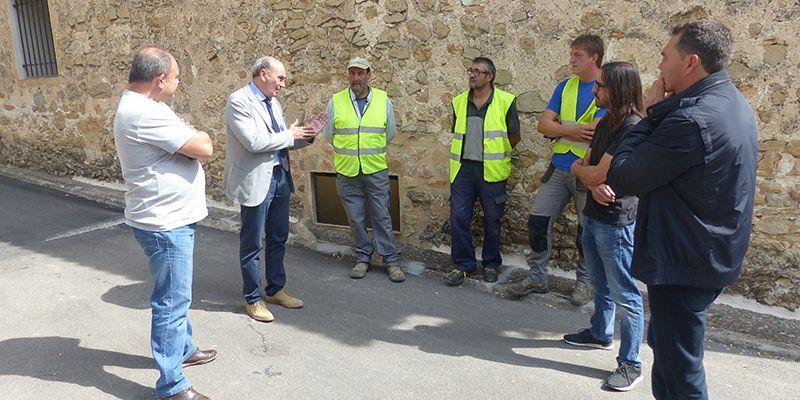 Cerca de 100 personas participan en el Plan de Empleo que subvenciona Diputación en la Comarca de Molina de Aragón