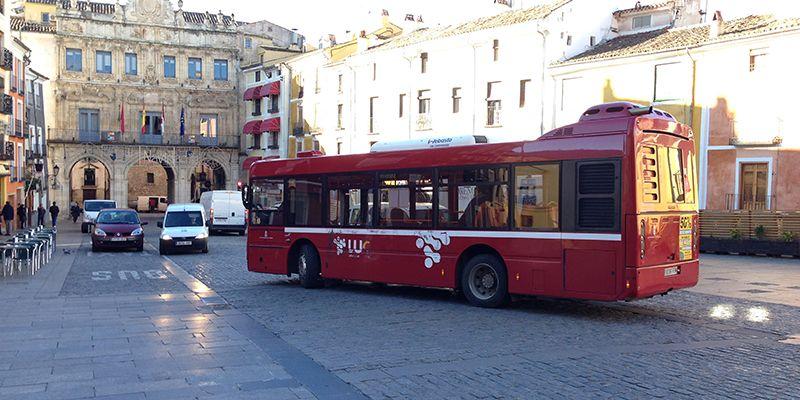 Cs Cuenca insta a Mariscal a aprovechar la licitación complementaria del transporte urbano para recuperar las líneas perdidas