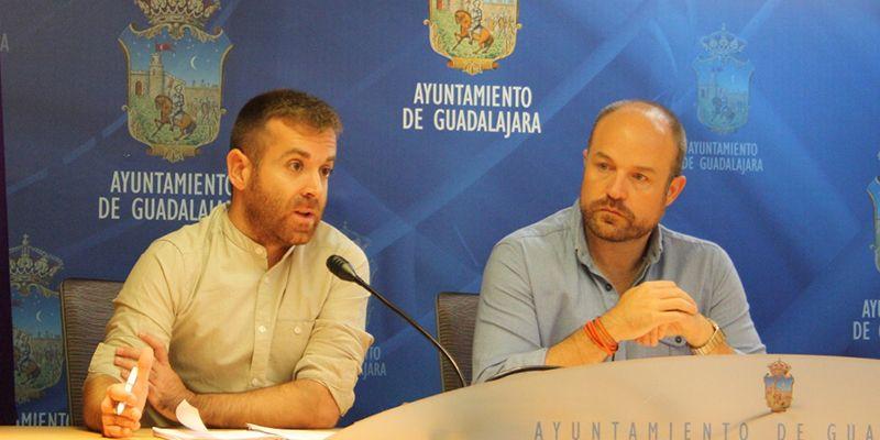 Cs Guadalajara solicitará al Equipo de Gobierno que termine de acondicionar el Centro Social Los Valles