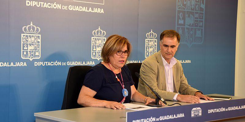 Diputación de Guadalajara elabora el diagnóstico del impacto del cambio climático en relación a los activos de la Institución